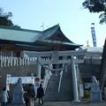 Photos: 草津八幡神社へ