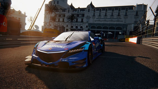 NSX Monaco