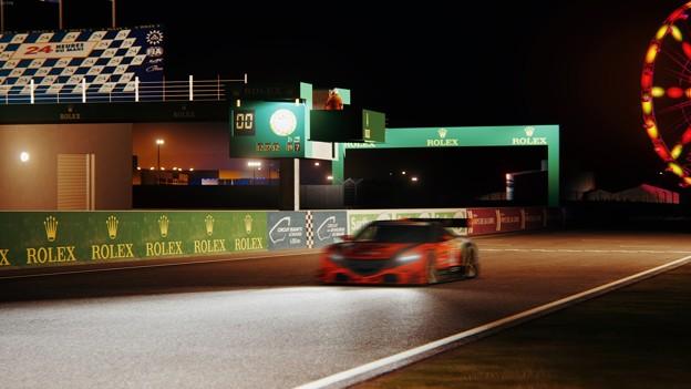 Honda NSX-GT Le Mans