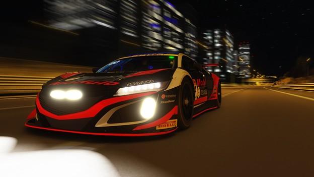 Honda NSX GT3 Evo Endurance 1