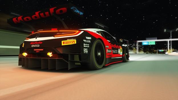 Honda NSX GT3 Evo Endurance 2