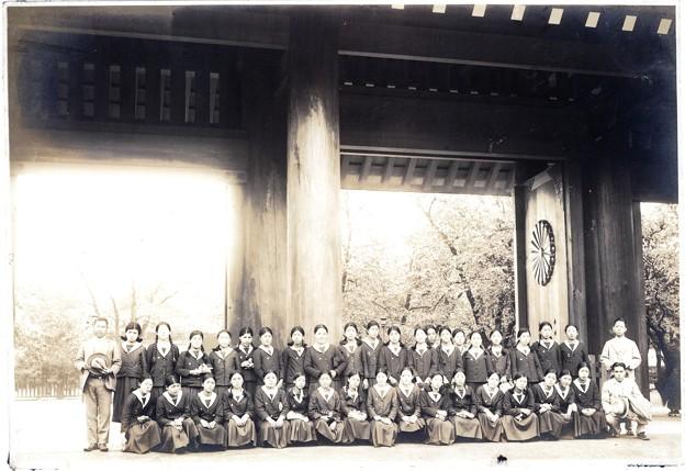 靖国神社 神門