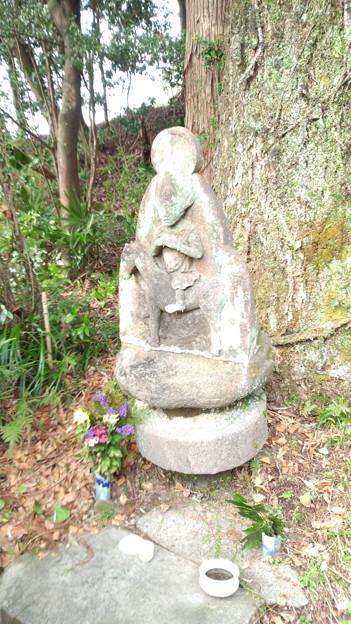 徳重神社(旧 妙円寺) 騎馬像