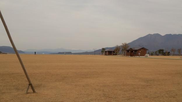 桜島,霧島連山 マリンポートかごしま 20180202