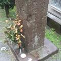 水神碑 吉満神社 田上 鹿児島市