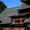 Photos: 秋の屋根2