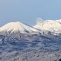 Photos: 吾妻連峰の雪景色
