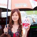 Photos: シンリョウレーシングチーム 佐藤小春さん