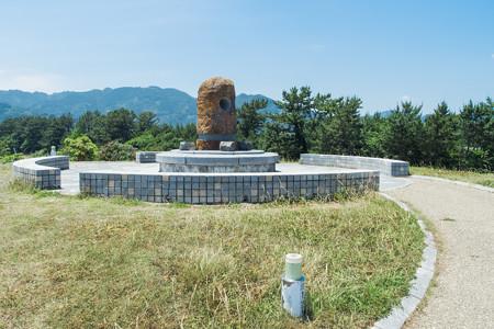 広野海岸公園 見晴らし山