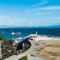 Photos: 田子の浦から出港する船