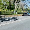 Photos: 富士と港の見える公園 駐車場