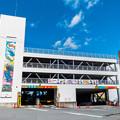 Photos: 伊豆・三津シーパラダイス立体駐車場