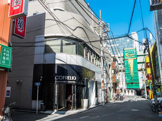 コフレリオ新宿シアター