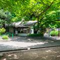 井の頭自然文化園 水生物園 弁天門入口