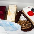 LA PORTE D'ORのケーキ