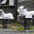 富士岡地蔵堂の遊具