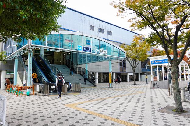 東京メトロ 西葛西駅