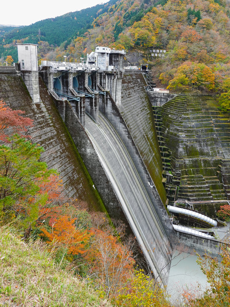 井川五郎ダム