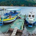 井川湖渡船 赤石丸と第二聖丸