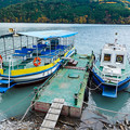 Photos: 井川湖渡船 赤石丸と第二聖丸