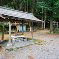 井川神社 手水舎