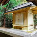 井川神社 本殿前の祠