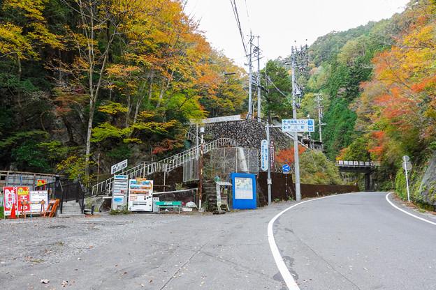 大井川鐵道 井川駅