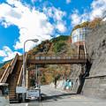 Photos: 井川展示館へ続く歩道橋