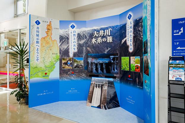 大井川水系の旅