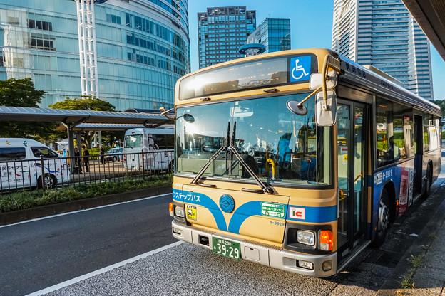 Photos: ぶらり野毛山動物園BUS 桜木町駅前停留所