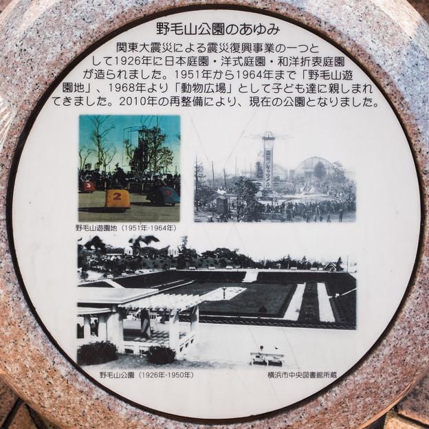 野毛山公園のあゆみ