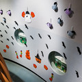 Photos: 体験館どんぶら ハロウィン装飾