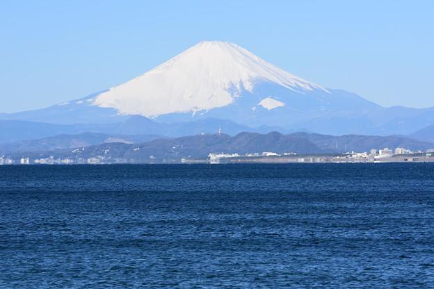 Photos: 快晴の富士山