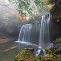 写真: 鍋ケ滝 秋景