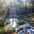 写真: 鍋ケ滝 秋景 3
