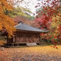 富貴寺 秋景 2