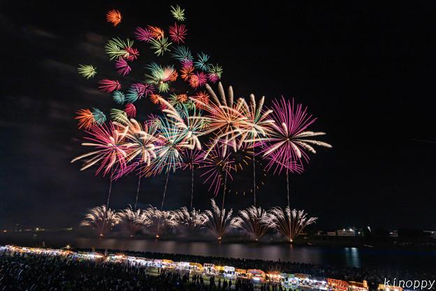Photos: 筑後川花火大会 11