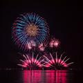 糸島市民まつり 花火大会 4