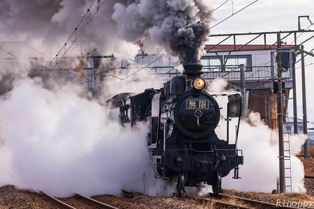 Photos: 鬼滅の刃 SL無限列車 6