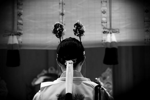 観月祭にて:竹駒神社