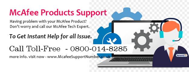 McAfee Tech Support Contact Number