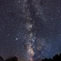 Photos: 天の川(木星 土星)※再調整