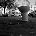 Photos: 路上のトイレ