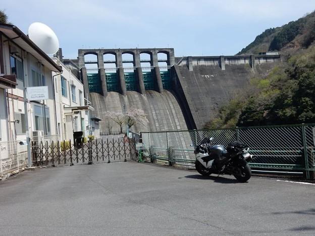 写真: DSCN1858 丸山ダム