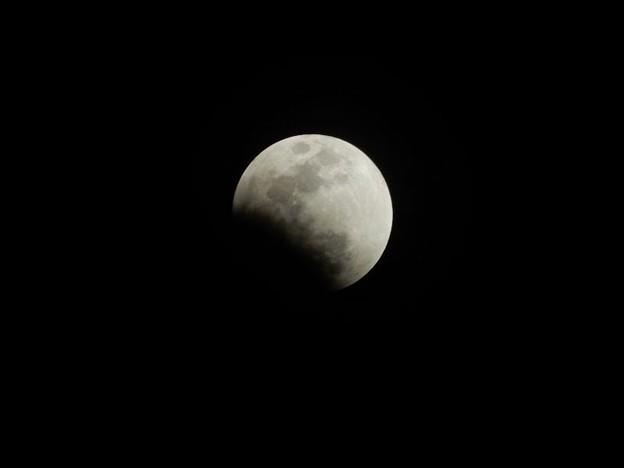 写真: 皆既月食 (1)