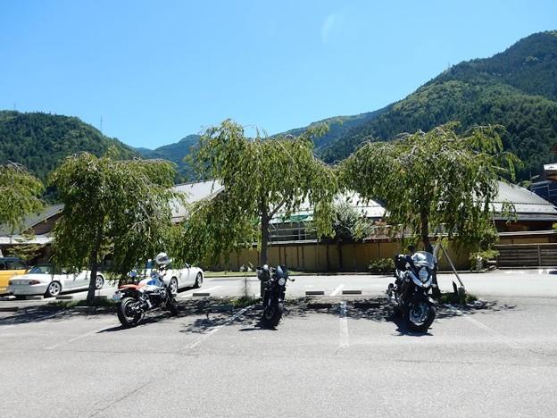 写真: 遠山郷