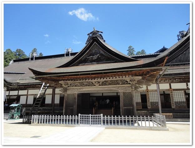 高野山金剛峯寺 (1)