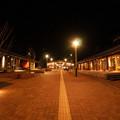 女川町の夜