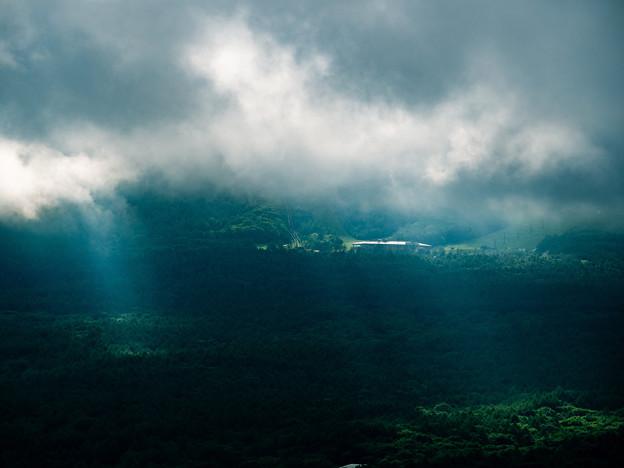 曇り、時々晴れ