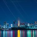 東京タワーつかまえた